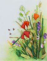 """Набор для вышивания """"Полевые цветы. Маки"""""""