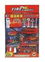 """Игровой набор """"Пожарная служба"""" (арт. И-4680)"""
