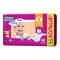 "Подгузники ""Helen Harper Baby Junior"" (11-25 кг, 68 шт.)"