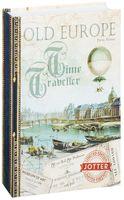 """Блокнот в клетку """"Old Europe"""" (А5; в ассортименте; продается только в розничных магазинах OZ)"""