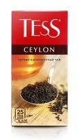 """Чай черный """"Tess. Ceylon"""" (25 пакетиков)"""