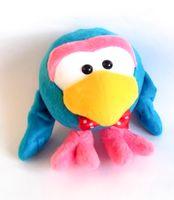 """Мягкая игрушка """"Весёлый ворон"""" (23 см)"""