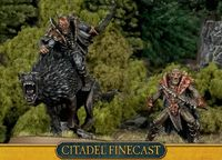 "Миниатюра ""LotR/The Hobbit Finecast: Fimbul the Hunter (ft & mtd)"" (32-63)"