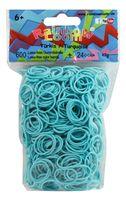 """Набор резиночек для плетения """"Rainbow Loom. Бирюзовые"""""""