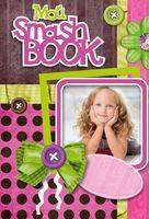 Мой Smashbook. Девочка с кудряшками