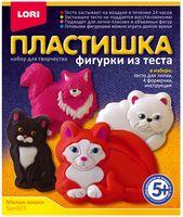 """Набор для лепки из теста """"Милые кошки"""""""