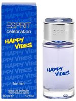 "Туалетная вода для мужчин ""Celebration Happy Vibes"" (50 мл)"