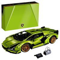 "LEGO Technic ""Lamborghini Sian FKP 37"""