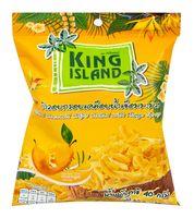 """Чипсы кокосовые """"King Island. Манго"""" (40 г)"""