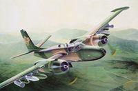 "Бомбардировщик ""B-26K Counter Invader"" (масштаб: 1/72)"
