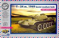 Средний танк Т-54 обр. 1949 г. (масштаб: 1/72)