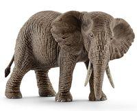 "Фигурка ""Африканский слон, самка"" (9 см)"