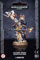 Warhammer 40.000. Space Marines. Librarian (48-38)