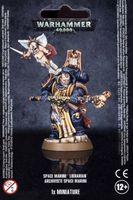 Warhammer 40.000. Space Marines. Librarian (48-38)