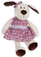 """Мягкая игрушка """"Собака в платье"""" (16 см)"""