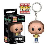 "Брелок ""Rick and Morty. Morty"""