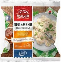 """Пельмени """"Марьино. Со свининой и говядиной"""" (400 г)"""