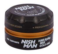 """Воск для укладки волос """"Gold One"""" сильной фиксации (100 мл)"""