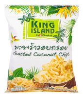 """Чипсы кокосовые """"King Island"""" (40 г)"""