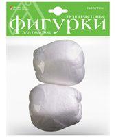 """Заготовка пенопластовая """"Яблоки"""" (2 шт.; 80 мм)"""
