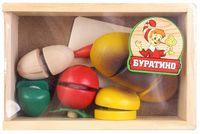 """Игровой набор """"Овощи на липучке"""""""