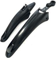 """Комплект щитков для велосипеда """"XGNB-027"""" (чёрный)"""
