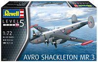 "Сборная модель ""Самолет Avro Shackleton MR.3"" (масштаб: 1/72)"