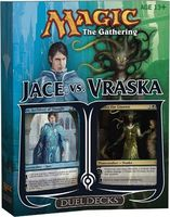 "Дуэльный набор ""Magic the Gathering: Jace vs Vraska"""