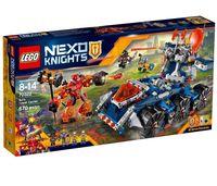 """LEGO Nexo Knights """"Башенный тягач Акселя"""""""