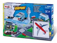 """Игровой набор """"Аэропорт"""" (со звуковыми и световыми эффектами)"""