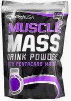 "Гейнер ""Muscle Mass"" (1000 г; шоколад)"
