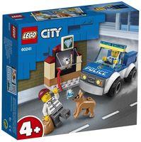 """LEGO City """"Полицейский отряд с собакой"""""""