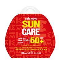 """Крем солнцезащитный для лица и тела """"Sun Care"""" SPF 50 (100 мл)"""