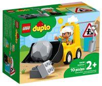 "LEGO Duplo ""Бульдозер"""