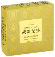 """Чай зеленый листовой """"Qian Dao Lake. Жасминовый"""" (120 г)"""
