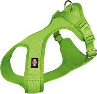 """Шлея для собак """"Soft Harness"""" (размер XXS-XS; 25-35 см; зеленая)"""