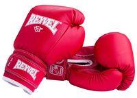 Перчатки боксёрские RV-101 (8 унций; красные)
