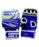 Перчатки MMA-0055L (L; сине-белые)
