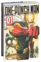 One-Punch Man 01. Одним ударом & Секрет силы
