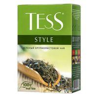"""Чай зеленый листовой """"Tess. Style"""" (100 г)"""