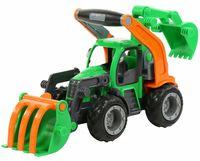 """Трактор-погрузчик с ковшом """"ГрипТрак"""""""