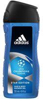 "Гель для душа ""UEFA. Champions League Star Edition"" (250 мл)"