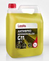 Антифриз Lesta G11 (5 кг; жёлтый)