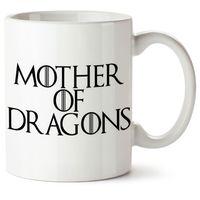 """Кружка """"Мать драконов"""" (белая)"""