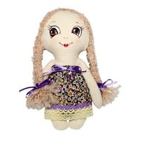 """Набор для шитья из ткани """"Кукла. Лерочка"""""""