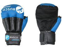 Перчатки для рукопашного боя (6 унций; синие)