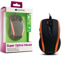 Оптическая мышь Canyon CNR-MSD06N (orange)