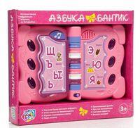 """Развивающая игрушка """"Азбука. Бантик"""""""