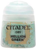 "Краска акриловая ""Citadel Dry"" (hellion green; 12 мл)"