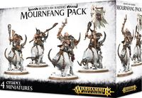 Warhammer Age of Sigmar. Beastclaw Raiders. Mournfang Pack (95-14)